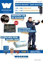 WOCKENSCHAU Q2|2020 – Neue Produkte, aktuelle Themen und individuelle Preise